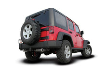 Load image into Gallery viewer, Borla 12-16 Jeep Wrangler 3.6L AT/MT 4WD Single Split Rr Exit Touring Exhaust (rear section only)