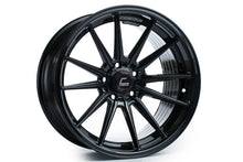 Load image into Gallery viewer, Cosmis Racing R1 Black Wheel 18x9.5 +35mm 5x114.3