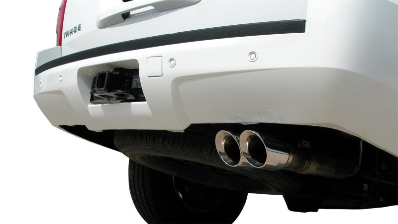 Corsa 09-11 Chevrolet Tahoe 5.3L V8 Polished Sport Cat-Back Exhaust