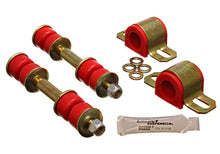 Load image into Gallery viewer, Energy Suspension 89-94 Toyota Pickup 2WD (Exc T-100/Tundra) Red 23mm Front Sway Bar Bushing Set
