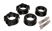 Load image into Gallery viewer, Energy Suspension 69-78 Vokswagen (Air Cooled) Black Rear Spring Plate Bushing Set