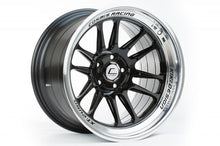 Load image into Gallery viewer, Cosmis Racing XT-206R Black w/ Machined Lip Wheel 17x9 +5mm 5x114.3
