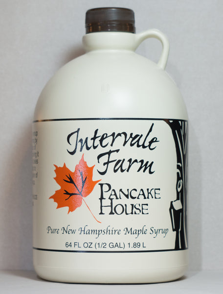 Pure NH Maple Syrup - Half Gallon