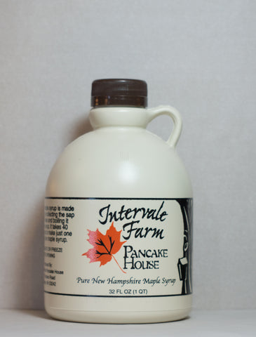 Pure NH Maple Syrup - Quart