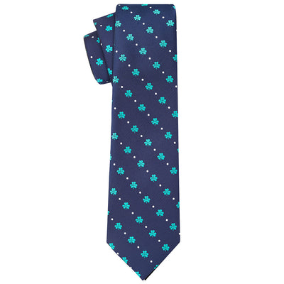 St. Patrick's Gorm Tie - Tie, bowtie, pocket square  | Kissties