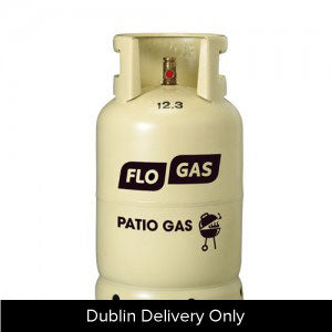 Patio Cylinder + Fill 10.89kg (*Dublin Only)
