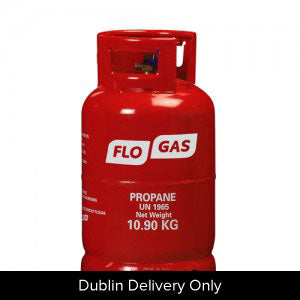 Propane cylinder + Fill 10.89kg (*Dublin Only)