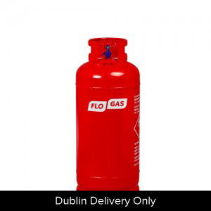 Propane Cylinder + Fill 34kg (*Dublin Only)