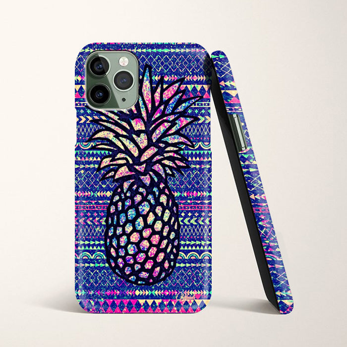 Cute Girly Lovely Fruity Aztec Pineapple Wallpaper Iphone 11 Pro Max C Casacases