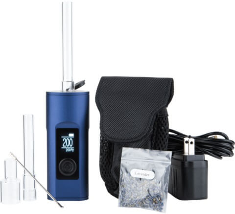 Arizer Solo 2 Vaporizer Namaste Vapes France