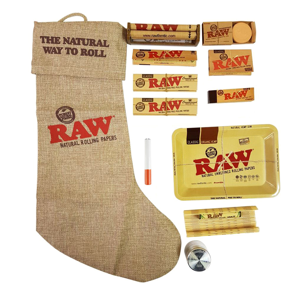 Pack cadeau RAW Rollers