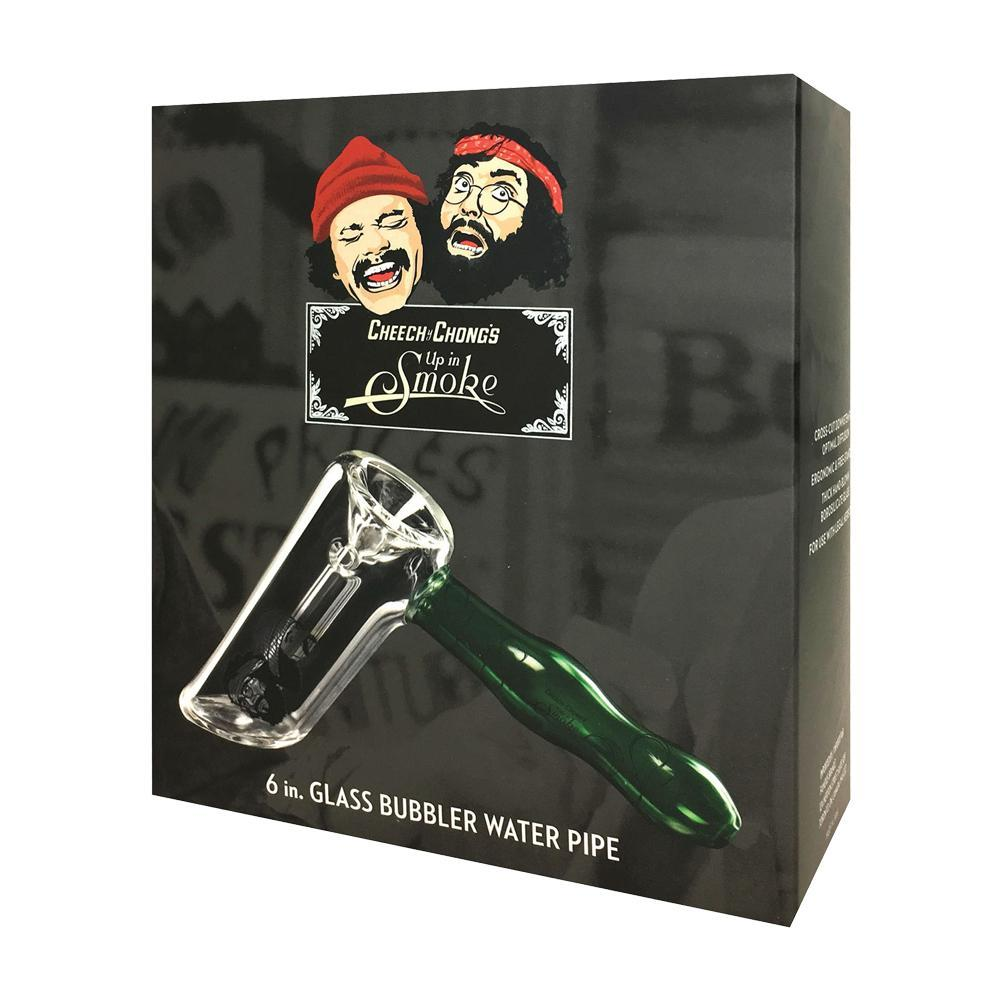 Cheech and Chong Bubbler Green Box France