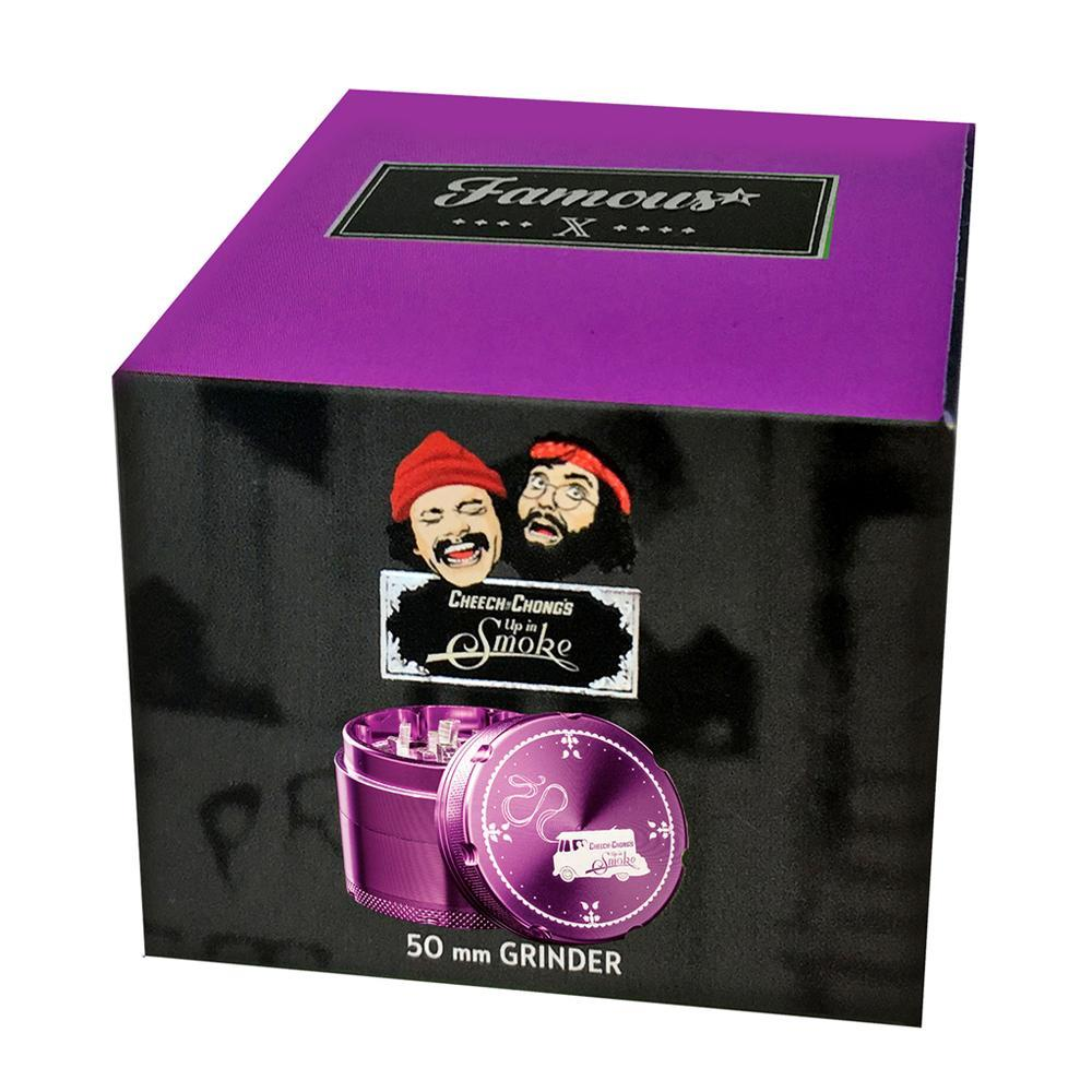 Cheech and Chong Grinder Box France