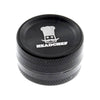Mini Grinder Noir 30mm 2 Parties - Head Chef -