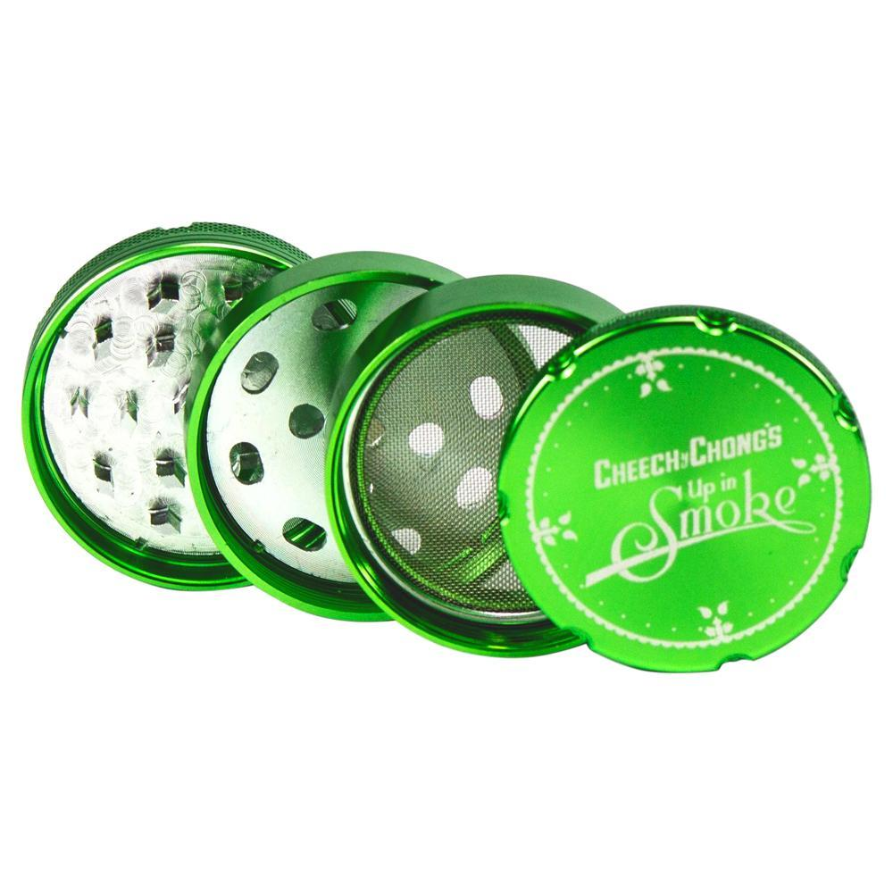 Cheech and Chong Grinder Green France