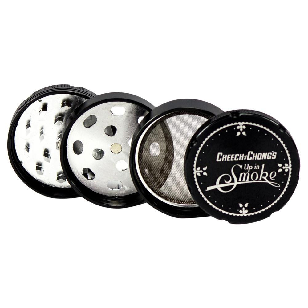Cheech and Chong Grinder Black France