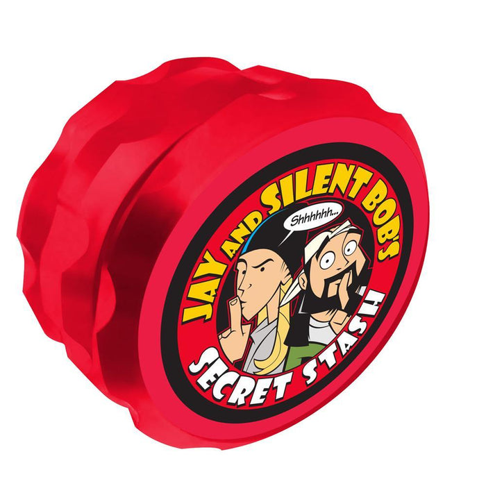 Jay and Silent Bob Secret Stash Grinder Red France