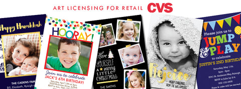 Inkberry Creative designs for CVS Photo