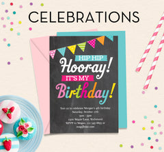 zazzle party invitations
