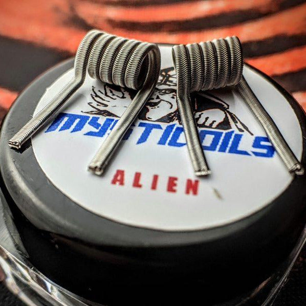 Mysticoils Aliens Ni80 | Coils | Flavour Chasers