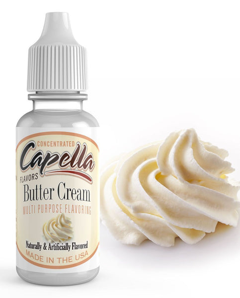 Capella Butter Cream - Flavour Chasers