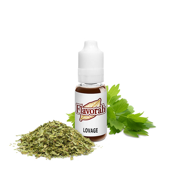 Flavorah Lovage Root | Flavour Concentrate | Flavour Chasers