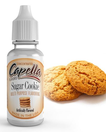 Capella Sugar Cookie V1 - Flavour Chasers