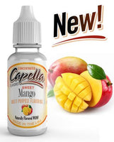 Capella Sweet Mango - Flavour Chasers