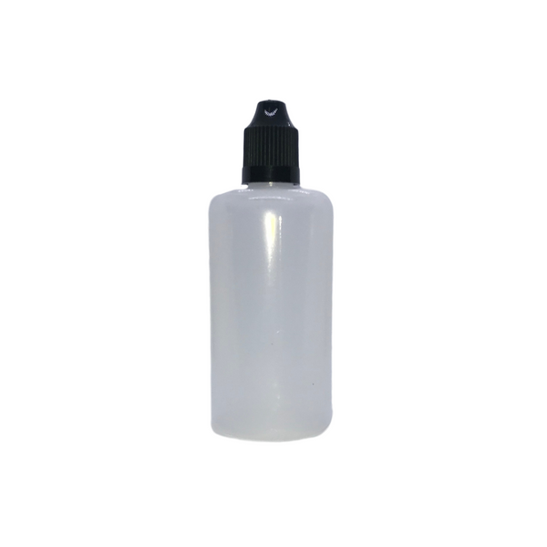 LDPE (Soft) Dropper Bottle 100mL - Flavour Chasers