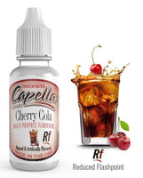 Capella Cherry Cola Rf - Flavour Chasers