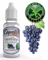 Capella Concord Grape with   Stevia - Flavour Chasers