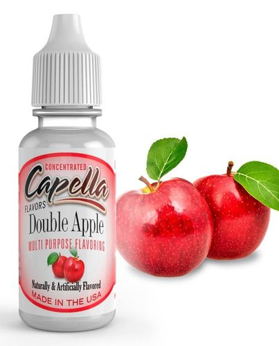 Capella Double Apple - Flavour Chasers