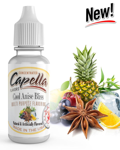 Capella Cool Anise Bliss - Flavour Chasers