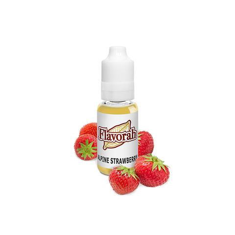 Flavorah Alpine Strawberry - Flavour Chasers