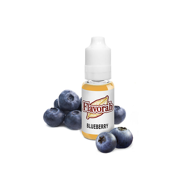 Flavorah Blueberry - Flavour Chasers