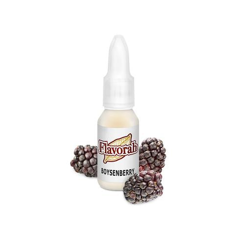 Flavorah Boysenberry - Flavour Chasers