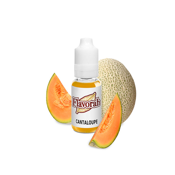 Flavorah Cantaloupe - Flavour Chasers