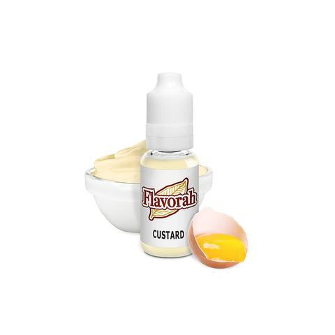 Flavorah Custard - Flavour Chasers