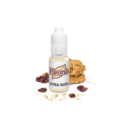 Flavorah Oatmeal Raisin - Flavour Chasers