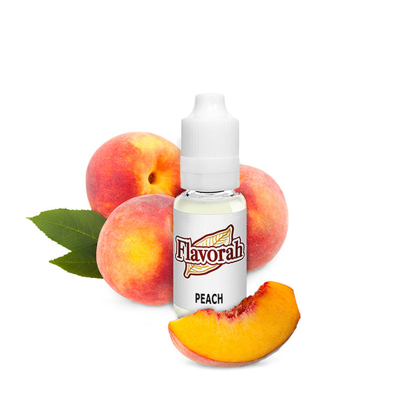 Flavorah Peach - Flavour Chasers