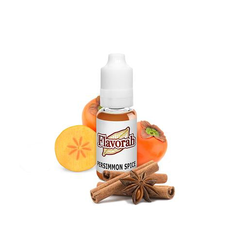 Flavorah Persimmon Spice - Flavour Chasers