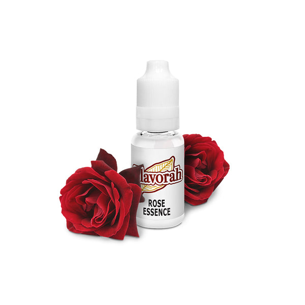 Flavorah Rose Essence - Flavour Chasers