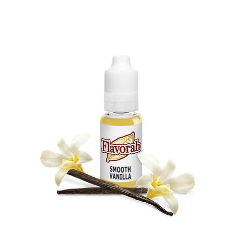 Flavorah Smooth Vanilla - Flavour Chasers
