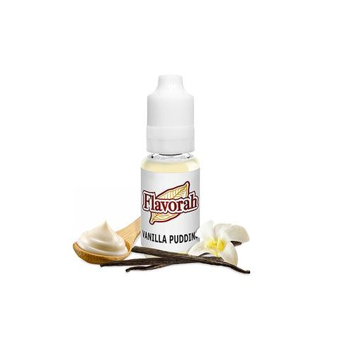 Flavorah Vanilla Pudding - Flavour Chasers