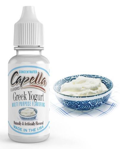 Capella Greek Yogurt - Flavour Chasers