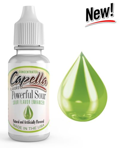 Capella Powerful Sour - Flavour Chasers