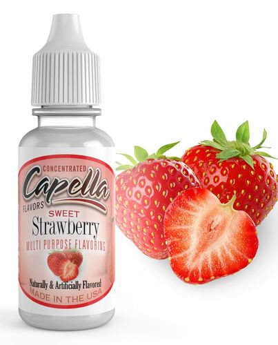 Capella Sweet Strawberry - Flavour Chasers
