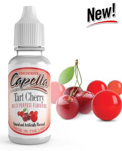 Capella Tart Cherry - Flavour Chasers