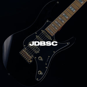 JDBSC Guitar Tabs + Backing Track