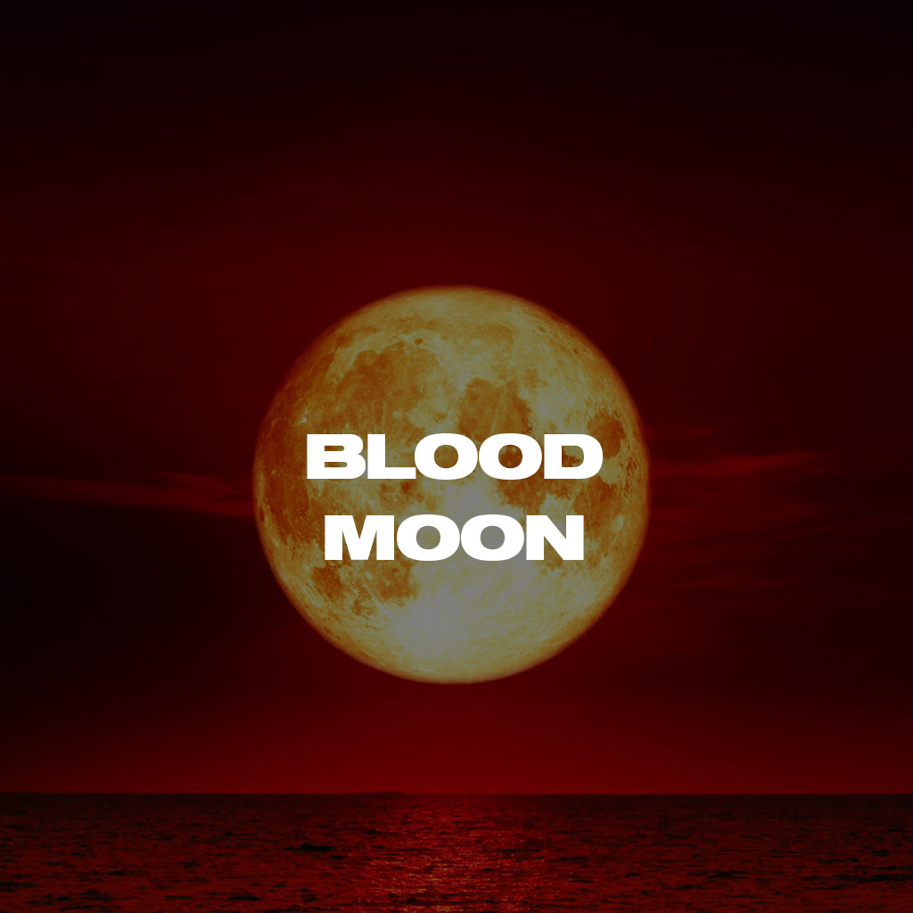 Blood Moon Guitar Tabs + Backing Track